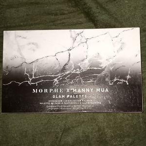 Manny Mua x Morphe Glam Palette